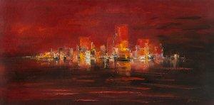 obrazy olejne na sprzedaż - Manhattan