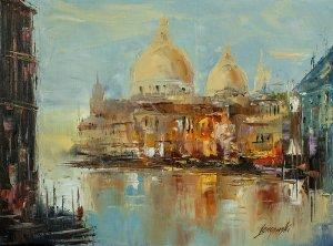 obrazy olejne na sprzedaż - Wenecja