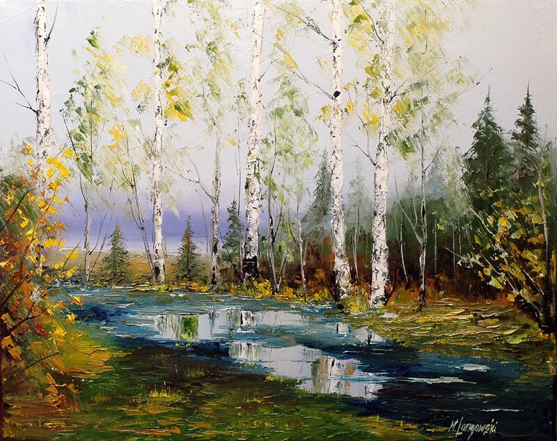 Malarstwo polskie: najwybitniejsi artyści