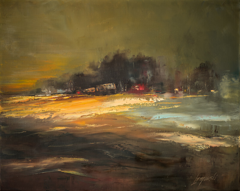 Wprowadzenie do malarstwa olejnego — poradnik pisany doświadczeniem