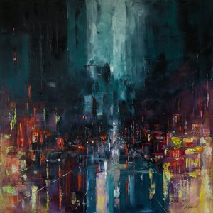 obrazy olejne na płótnie